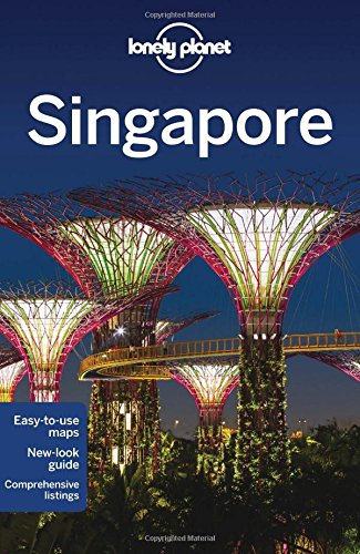 Reisgids Lonely Planet Singapore City Guide   Lonely Planet
