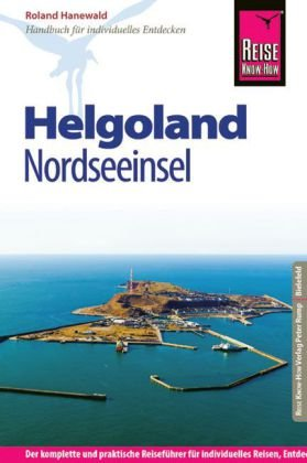 Reisgids Helgoland   Reise Know How