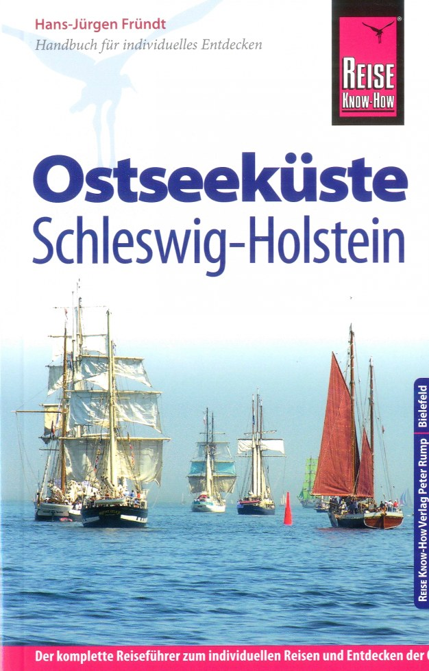 Reisgids Ostseek�ste Schleswig-Holstein   Reise Know How