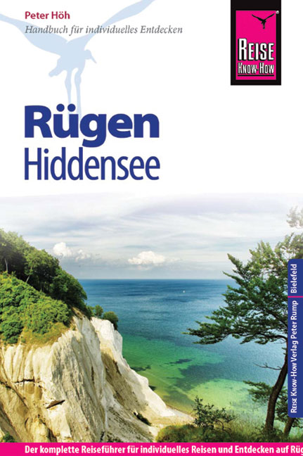 Reisgids R�gen und Hiddensee   Reise Know How