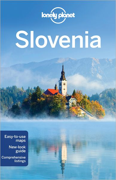 Reisgids Lonely Planet Slovenia - Slovenië   Lonely Planet