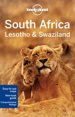 Reisgids Lonely Planet South Africa, Swaziland & Lesotho - Zuid Afrika   Lonely Planet