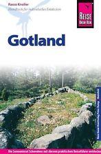 Reisgids Gotland Reiseführer   Reise Know How