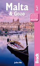 Reisgids Bradt Malta - Gozo   Bradt guides