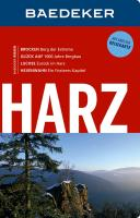 Reisgids Harz   Baedeker