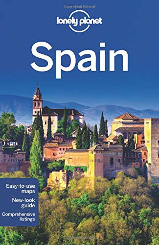 Reisgids Lonely Planet Spain - Spanje   Lonely Planet