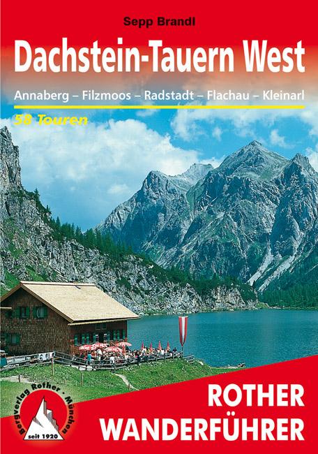 Wandelgids Dachstein-Tauern West   Rother
