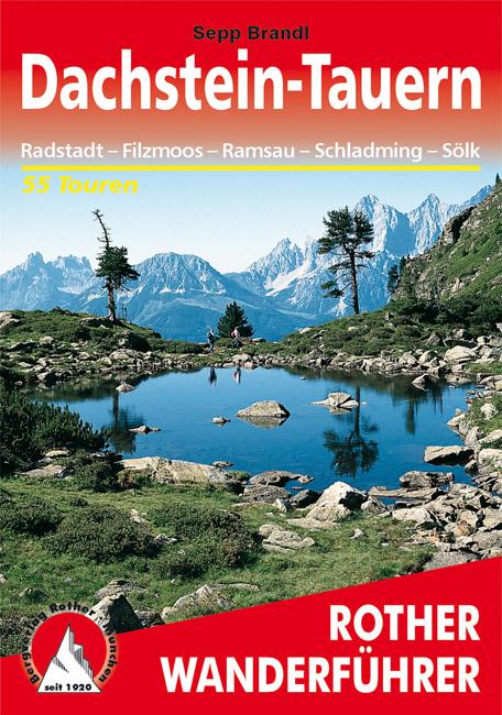 Wandelgids Dachstein-Tauern Ost   Rother