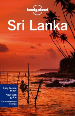 Reisgids Lonely Planet Sri Lanka   Lonely Planet