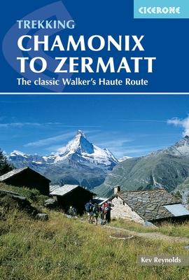 Wandelgids Chamonix to Zermatt   Cicerone