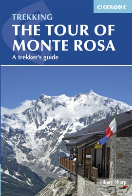 Wandelgids The Tour of Monte Rosa   Cicerone