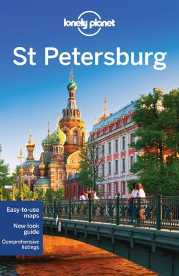 Reisgids St. Petersburg   Lonely Planet