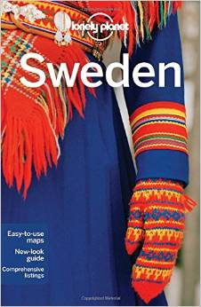 Reisgids Lonely Planet Sweden - Zweden   Lonely Planet