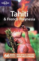 Reisgids Lonely Planet Tahiti & French Polynesia - Frans Polynesië : Lonely Planet :
