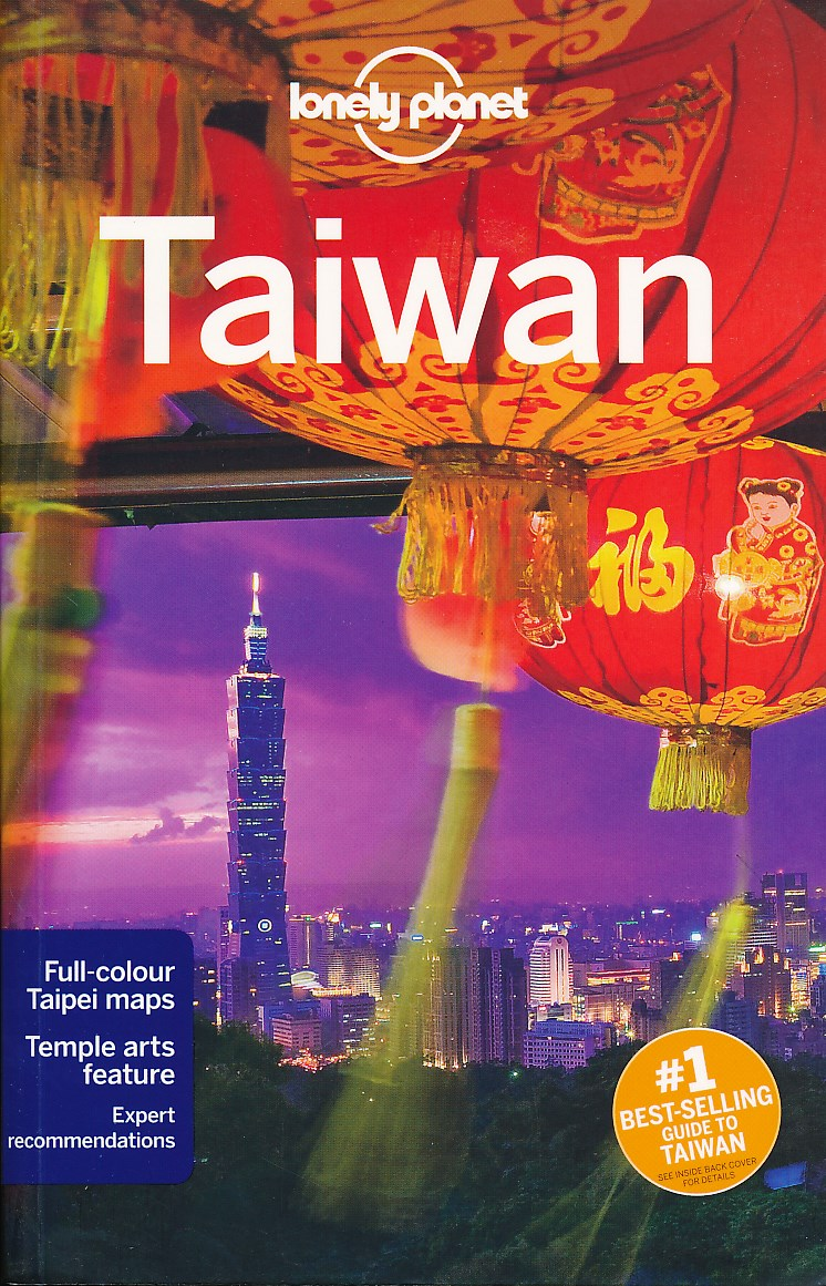 Reisgids Taiwan   Lonely Planet