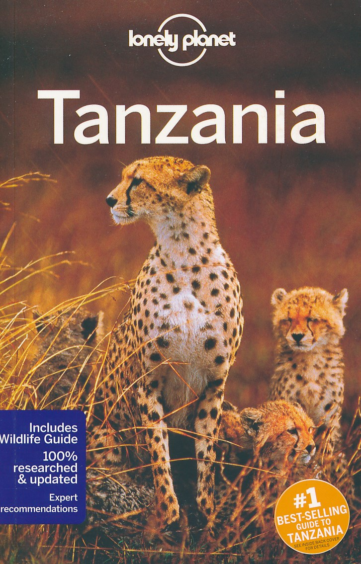 Reisgids Lonely Planet Tanzania   Lonely Planet