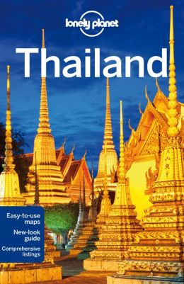 Reisgids Lonely Planet Thailand   Lonely Planet