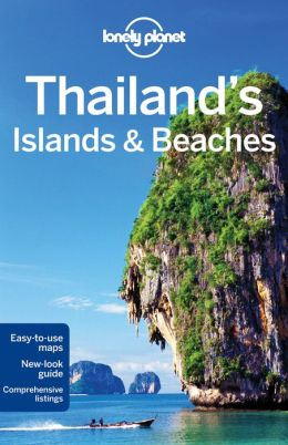 Reisgids Lonely Planet Thailand's Islands and Beaches   Lonely Planet