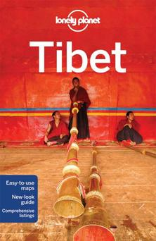 Reisgids Lonely Planet Tibet   Lonely Planet