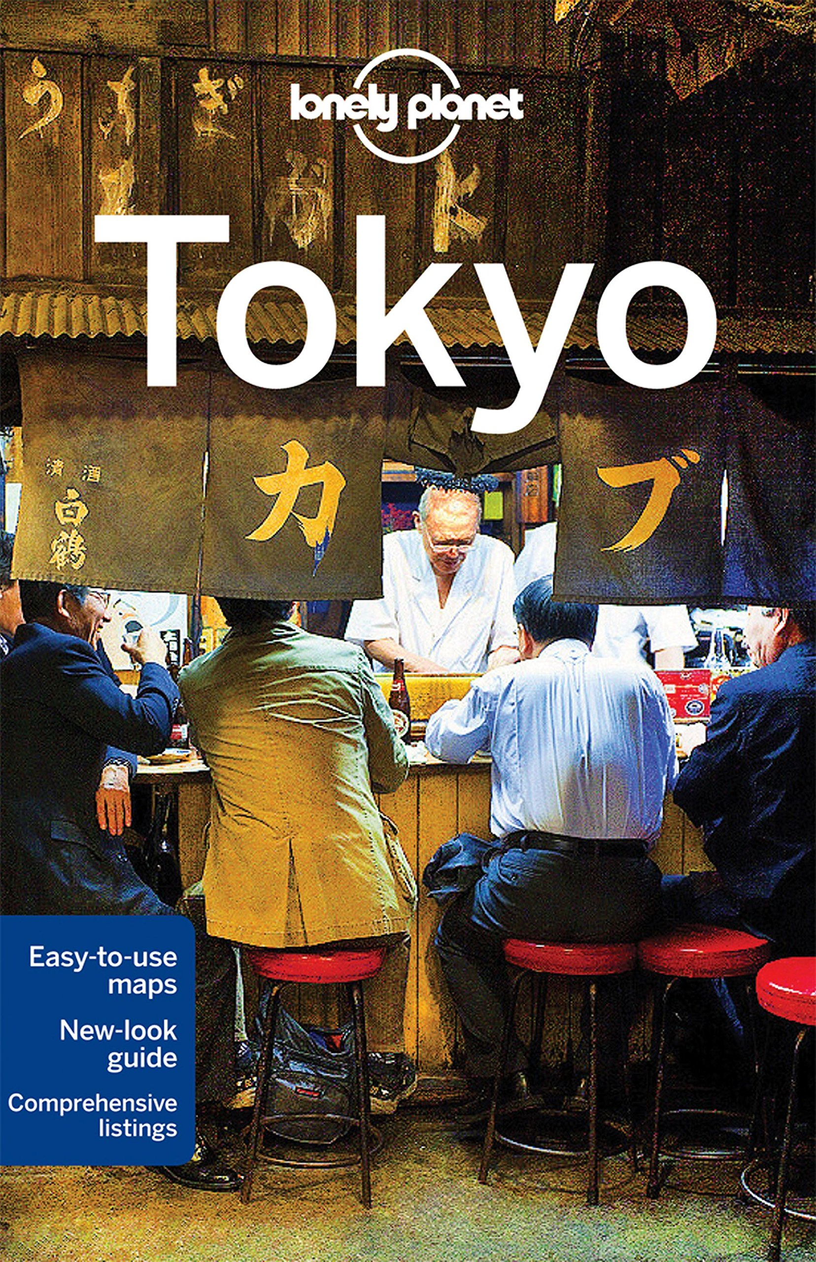 Reisgids Lonely Planet Tokyo   Lonely Planet