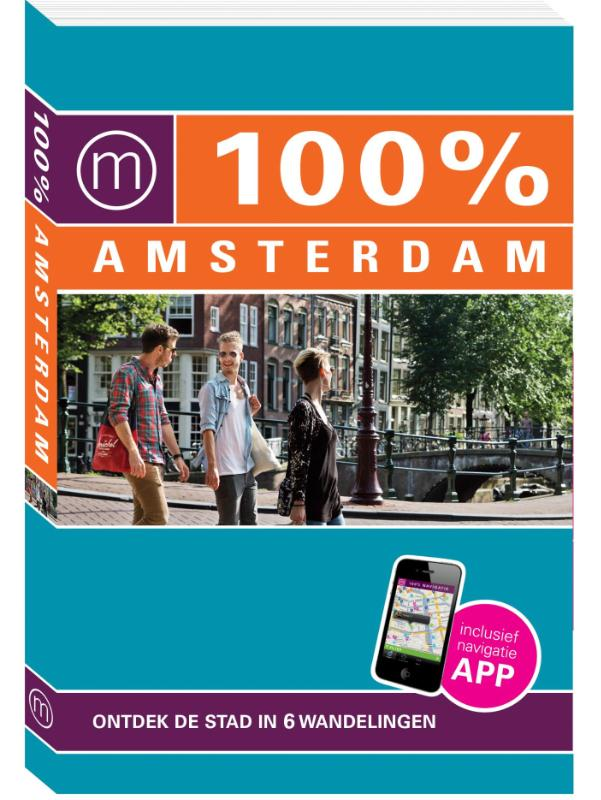 Reisgids 100% Amsterdam   Mo Media