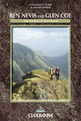 Cicerone wandelgids Ben Nevis and Glen Coe, 100 Walks in Lochaber :