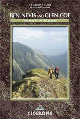Cicerone wandelgids Ben Nevis and Glen Coe, 100 Walks in Lochaber