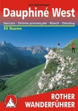 Wandelgids Dauphiné West, Vercors · Drôme provençale · Buëch · Dévoluy   Rother