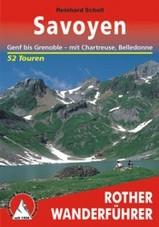 Wandelgids Savoie - Savoyen, Geneve bis Grenoble – mit Chartreuse und Belledonne   Rother