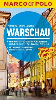 Reisgids Warschau   Marco Polo (Duitstalig)