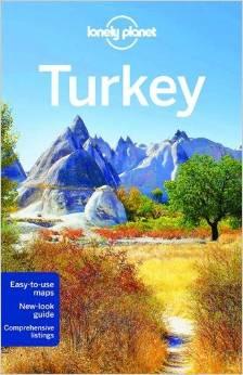 Reisgids Turkey - Turkije   Lonely Planet    James Bainbridge