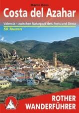 Wandelgids Costa del Azahar , tussen Naturpark dels Ports en Dénia   Rother