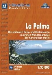 Wandelgids Wanderführer La Palma    Hikeline