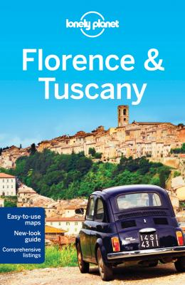 Reisgids Lonely Planet Florence and  Tuscany - Toscane en Florence   Lonely Planet