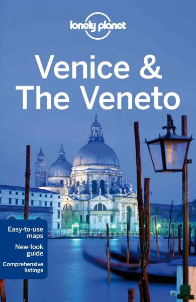 Reisgids Lonely Planet Venice & the Veneto City Guide - Venetië   Lonely Planet