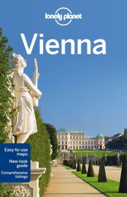 Reisgids Lonely Planet Vienna City Guide - Wenen   Lonely Planet