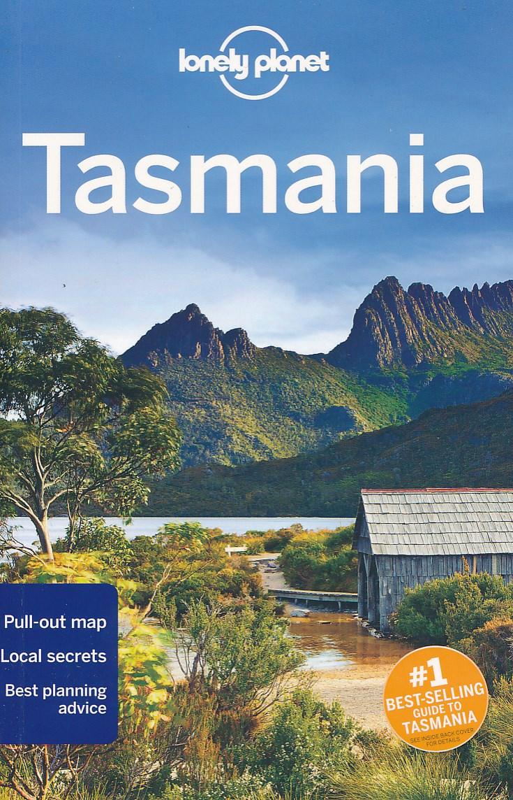 Reisgids Tasmania - Tasmanië   Lonely Planet