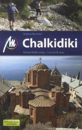 Reisgids Chalkidiki   Michael Muller Verlag