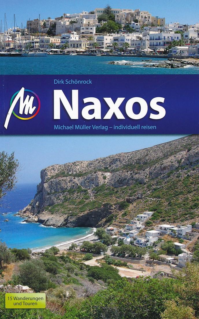 Reisgids Naxos    Michael Muller Verlag