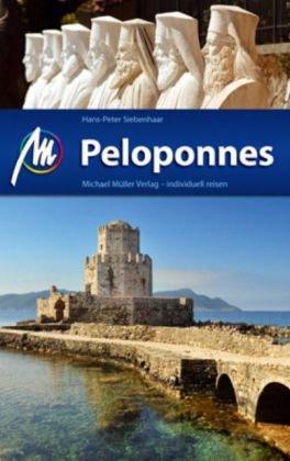 Reisgids Peloponnes - Peloponnesos   Michael Muller Verlag