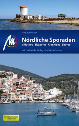 Reisgids N�rdliche Sporaden � Skiathos, Skopelos, Alonnisos, Skyros    Michael Muller Verlag