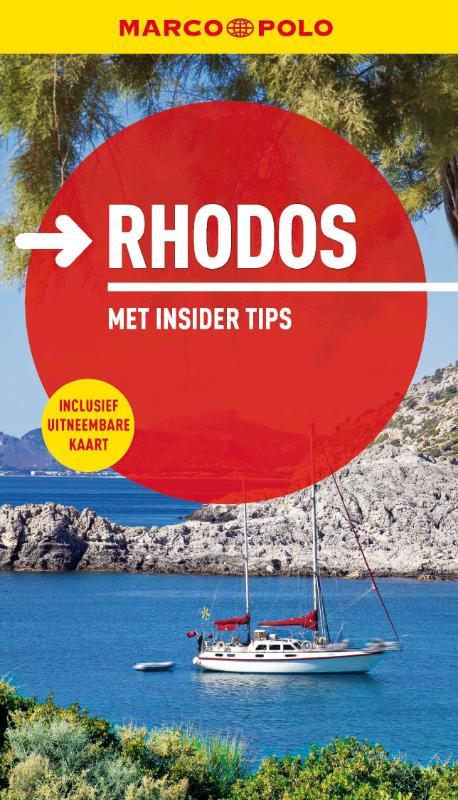 Reisgids Marco Polo Rhodos - Rodos   Unieboek