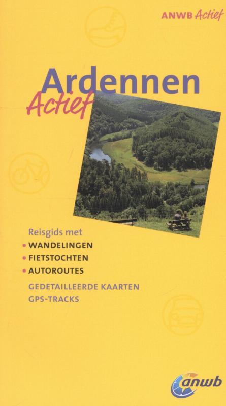 Wandelgids Ardennen   ANWB actief