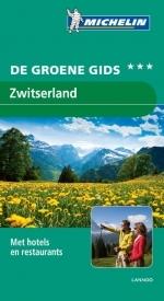 Reisgids Groene gids Zwitserland   Michelin