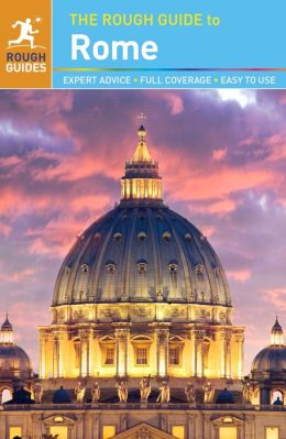 Reisgids Rough Guide Rome   Rough Guide