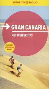 Reisgids Marco Polo Gran Canaria   Unieboek