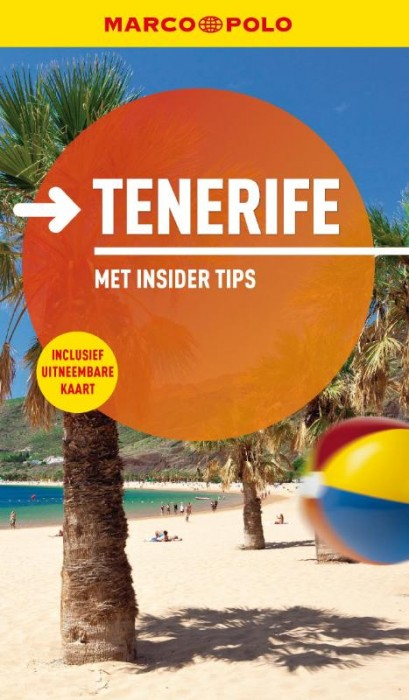 Reisgids Marco Polo Tenerife   Unieboek