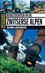 Wandelgids Bergtochten in de Zwitserse Alpen   Dominicus