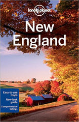 Reisgids Lonely Planet New England : Lonely Planet :