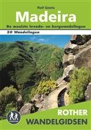 Wandelgids Madeira (Nederlandstalig)   Rother